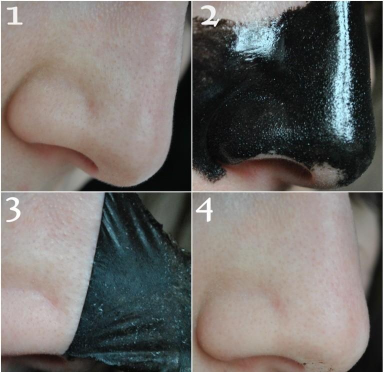 Как сделать маску от чёрных точек в домашних условиях